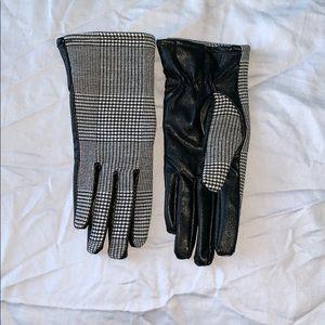 🆕 GAP houndstooth gloves